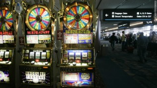 Airport Slot Machines