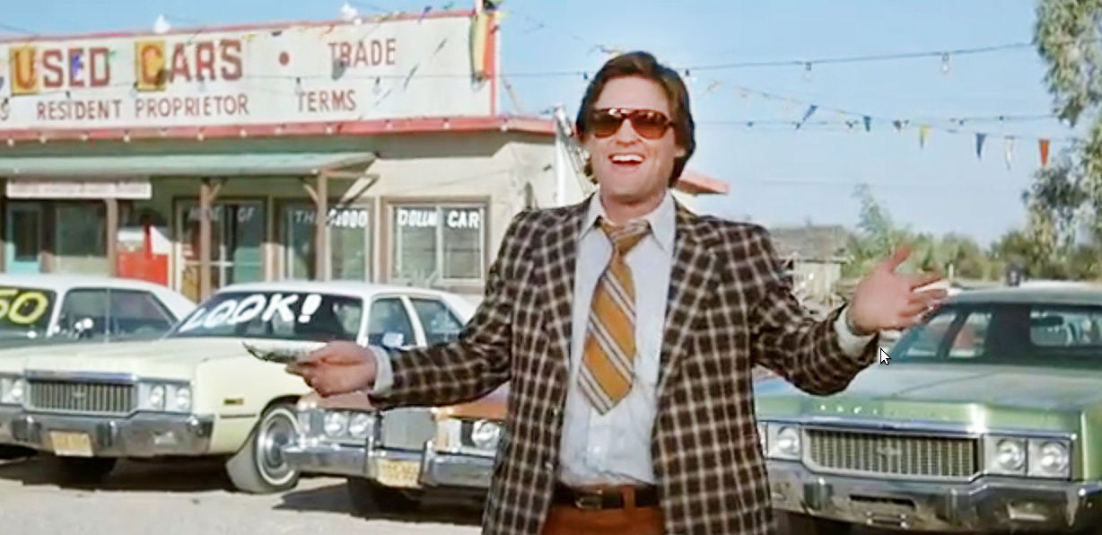 How to Be a Good Car Salesman